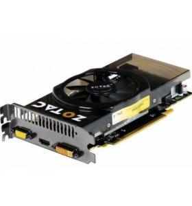 Видео карта Nvidia GeForce GTS 250 ZOTAK