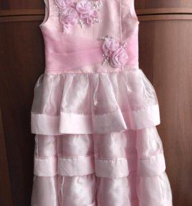 Платье (+кольца)