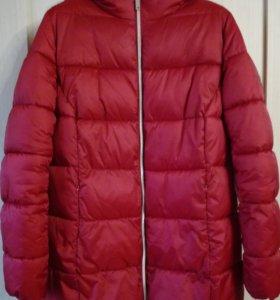 Куртка фирма Grishko. Шапка в подарок.