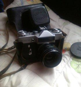 Фотоаппарат «ЗЕНИТ - Е»