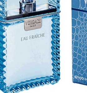 Туалетная мужская вода Versace Eau fraiche