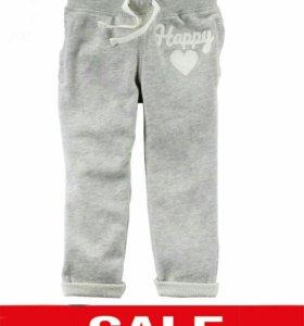 Новые штаны Carter's