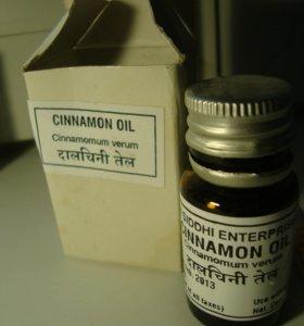 Эфирное масло натуральное 100% Корица 10 мл