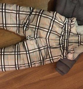 Комплект( комбинезон и куртка)
