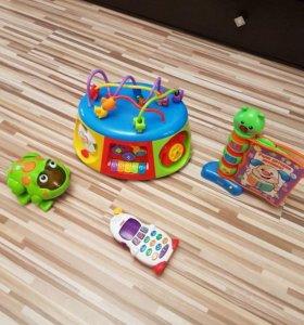 Набор музыкальных игрушек, но можно и отдельно