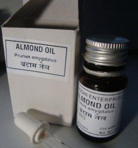 Эфирное натуральное масло 100% Миндаль 10мл