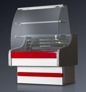 витрина холодильная кондитерская иней 3К 1340