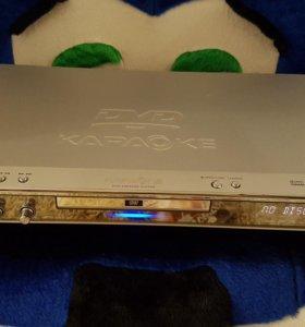 DVD караоке LG
