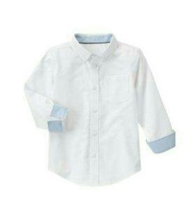 Рубашка белая Джимбори