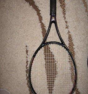 Теннисная ракетка stc и чехол volki