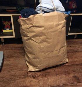 Пакет вещей на мальчика 62-74 см!