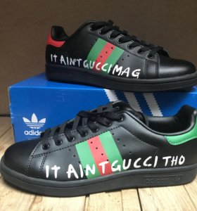 Кеды Adidas Stan Smith - Gucci