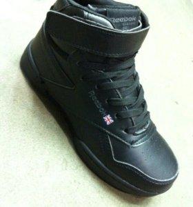 Новые зимние кроссовки REEBOK