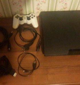 Sony PlayStation 3 с играми