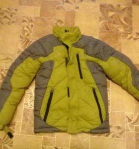Куртка зимняя 146.