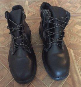 Ботинки мужские кожаные МЕТАЛЛУРГ