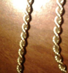 Золотая цепочка 585пр 33гр