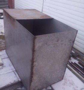 Бак из нержавейки 1 куб