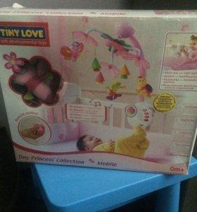 Мобиль Tiny princess collection
