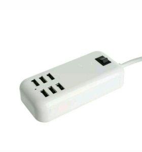Зарядник для смартфонов USB