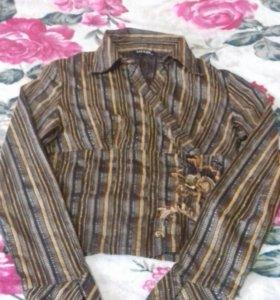Рубашка для девочки 37 размер