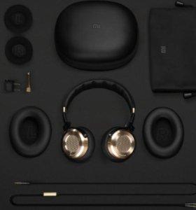 Наушники Xiaomi Mi Headphones Gold/Black