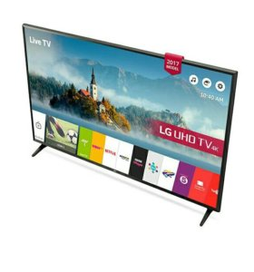 Телевизор lg 43 UHD 4K SMART TV со склада
