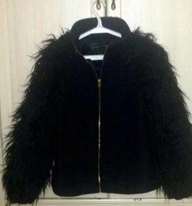 Новое пальто Zara необычное