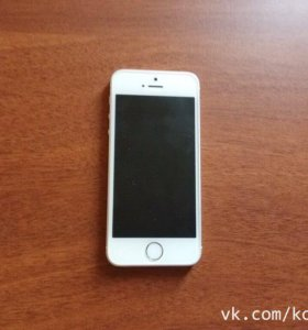iPhone 5 s 16GB silver