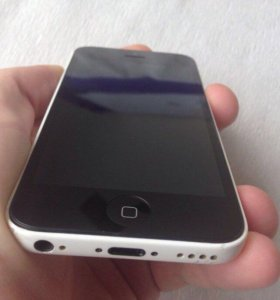 iPhone 5c 16 gb white Neverlock