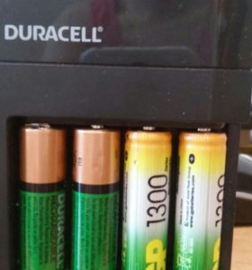 Зарядник для батареек