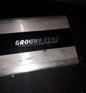 Моноблок Ground Zero gzta 1.800DX