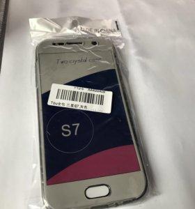 Чехол 360 на Samsung s7