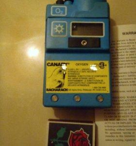 Газоанализатор Canary OX -25,фирмы Bacharach