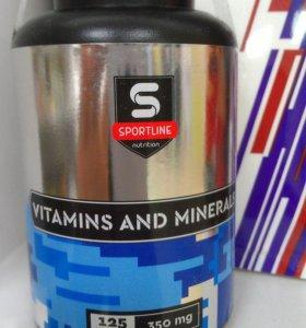 Полный комплекс витаминов и минералов
