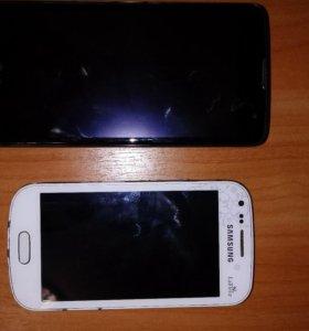 Samsung Duos La Fleur, LG K7