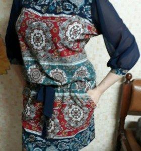 Турецкое платье (размер-46, 48)