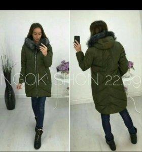 Зимняя куртка 42,44
