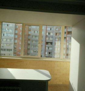 Расширение комнаты - балкона