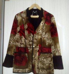 Пиджак двусторонний