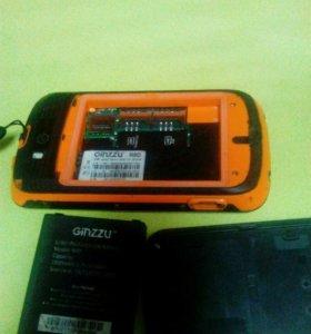 Телефон Ginzzu R8D на запчасти