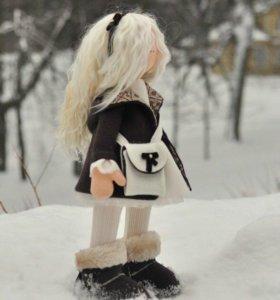 Продам кукол текстильных интерьерных