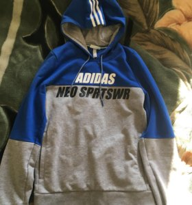 Оригинальная толстовка Adidas neo