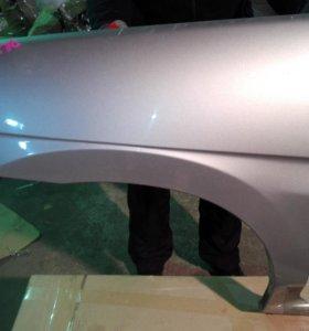 Крыло переднее левое Mazda Demio DW3W