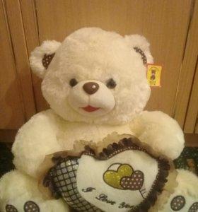 """Мягкая игрушка""""медвежонок"""""""
