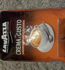 Кофе Лаваца в зёрнах