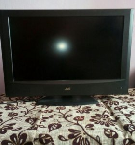 Телевизор ЖК JVC 32 дюйма.