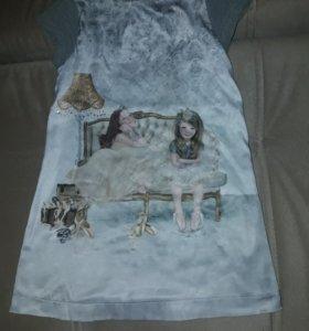 Платье 110 р.