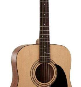 Новая акустическая гитара Cort(Nat)
