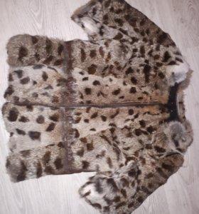Шубка-куртка из натурального меха